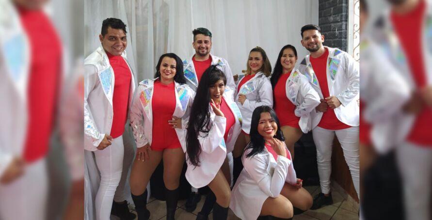 Imagem ilustrativa da notícia: Grupo Terapia Dance quer levar o nome do Pará através da dança