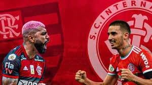 O camisa 9 do Flamengo apareceu em uma transmissão ao vivo do perfil de Willian Arão em uma rede social e zoou o jogador do Inter, vice-campeão brasileiro.