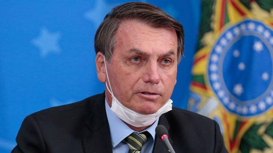 Jair Bolsonaro foi processo por repórter da Folha de S. Paulo após ataque de cunho sexual