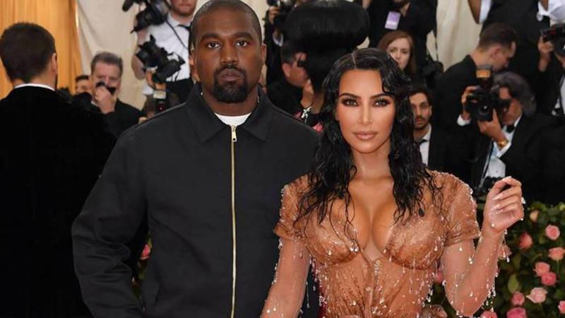 Imagem ilustrativa da notícia: Kim Kardashian e Kanye West se separam após seis anos de união