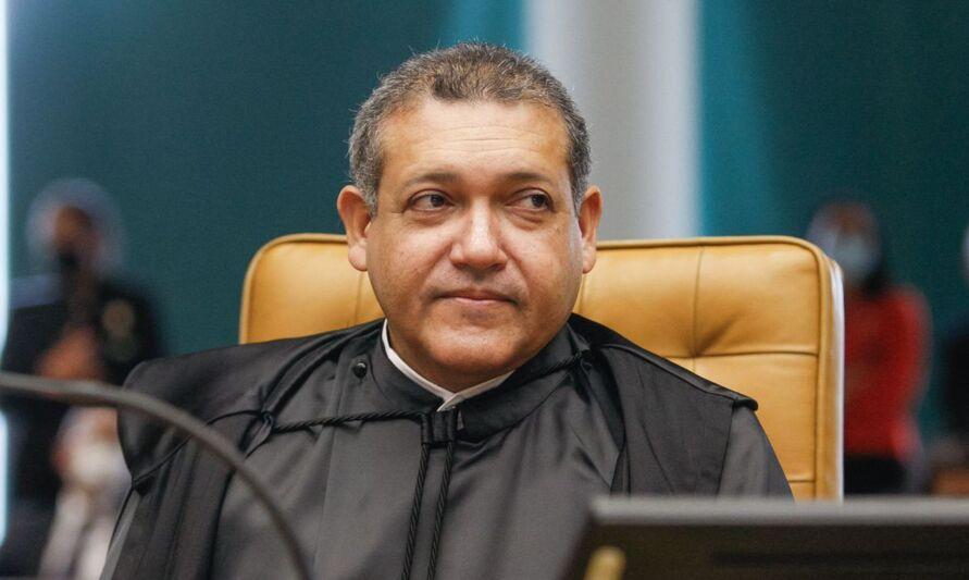 Imagem ilustrativa da notícia: STF: Kássio Nunes vota contra suspeição de Sérgio Moro