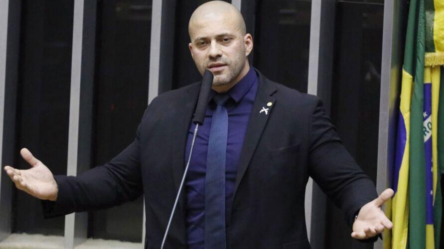 Deputado Daniel foi preso no dia 16 de fevereiro.