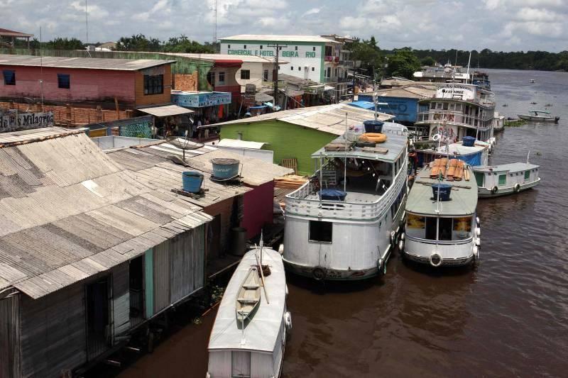 Imagem ilustrativa da notícia: Governo Estadual segue com projetos de reconstrução dos terminais hidroviários do Marajó