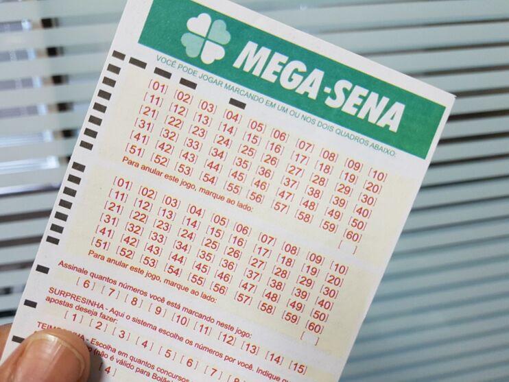 Imagem ilustrativa da notícia: Mega-Sena sorteia nesta quarta-feira prêmio de R$ 40 milhões