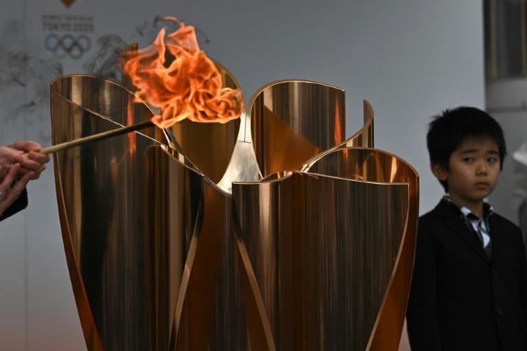 Imagem ilustrativa da notícia: Olimpíada: Japão confirma revezamento da tocha em 25 de março
