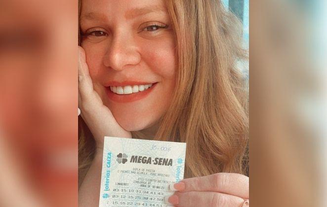 Imagem ilustrativa da notícia: Ex-BBB Paulinha Leite conta que ganhou na loteria pela 47ª vez