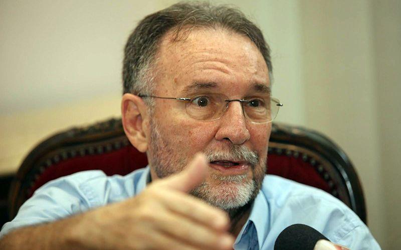 Paulo Chaves, ex-secretário de cultura do Pará