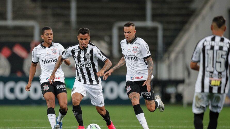 Imagem ilustrativa da notícia: Corinthians entra com força máxima no Paulistão 2021