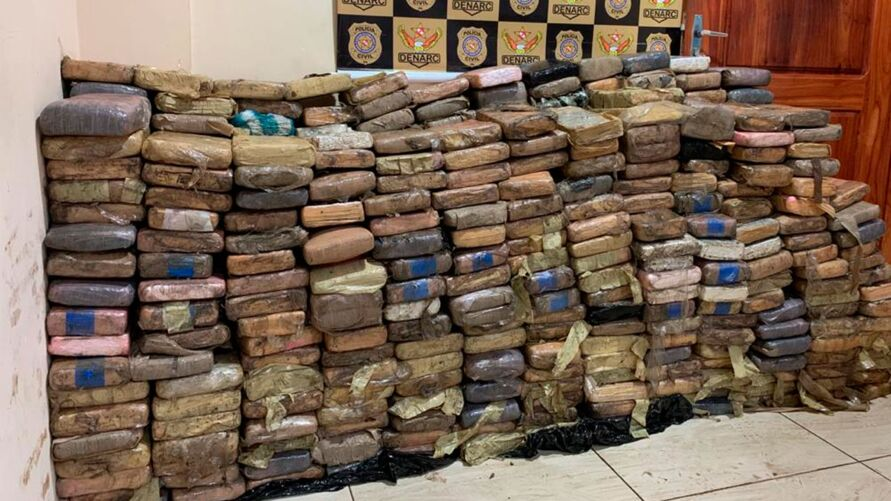 Imagem ilustrativa da notícia: Quase duas toneladas de drogas foram apreendidas na última semana no Pará