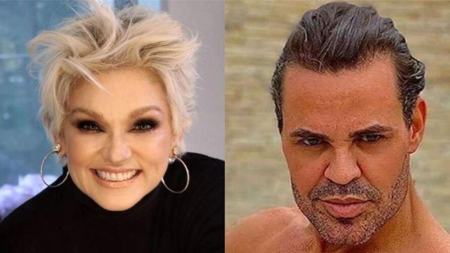 Imagem ilustrativa da notícia: Eduardo Costa elogia beleza de Andrea Nóbrega em post sobre morte de ator