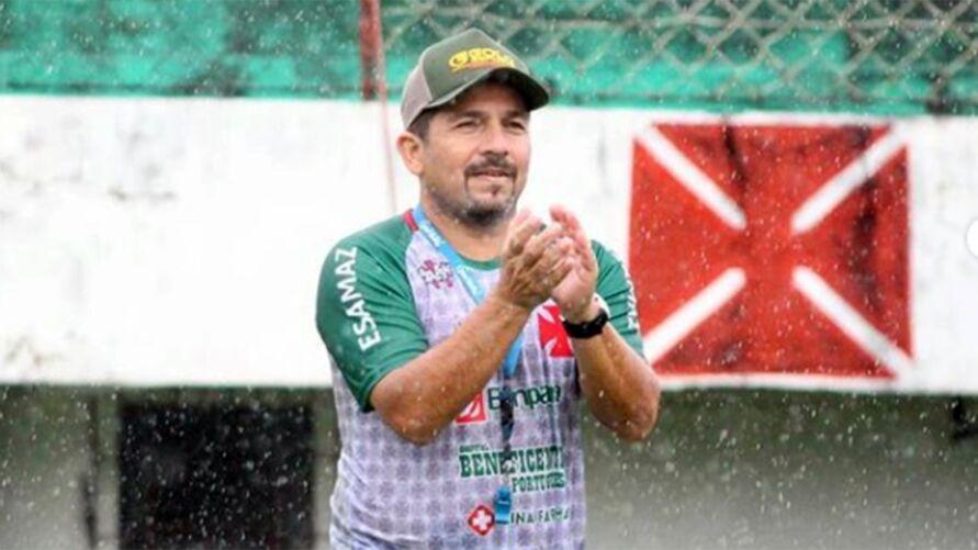 """Imagem ilustrativa da notícia: Pressionado, Robson Melo fala sobre """"lavagem de roupa suja"""" na Tuna"""