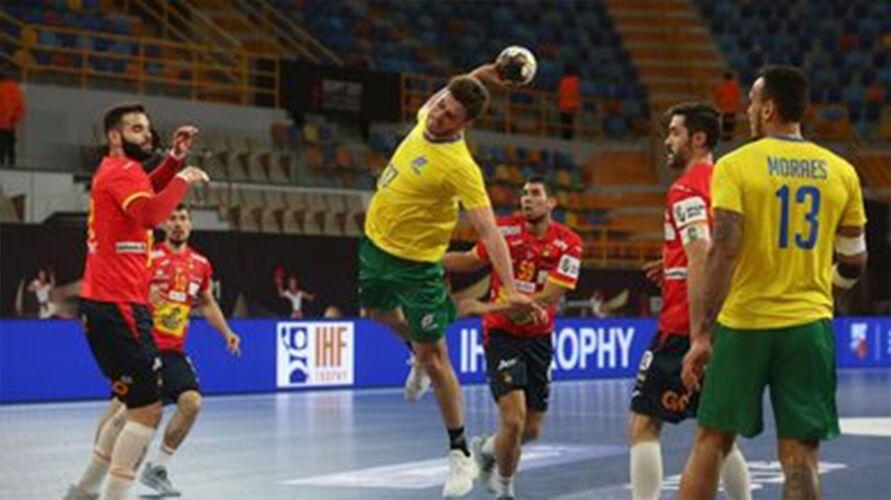 Imagem ilustrativa da notícia: Handebol brasileiro conhece adversários na Olimpíada