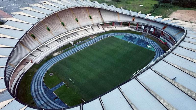 Imagem ilustrativa da notícia: Reconstrução e modernização do estádio do Mangueirão iniciam nesta sexta (26)