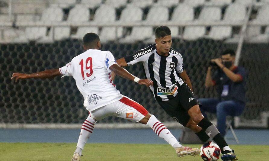 Imagem ilustrativa da notícia: Botafogo e Bangu empatam sem gols pelo Campeonato Carioca