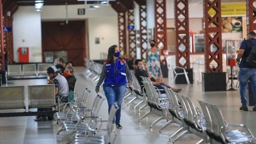 A partir de hoje (30), o Terminal Hidroviário ficará aberto somente de 8h às 16h, para situações urgentes.