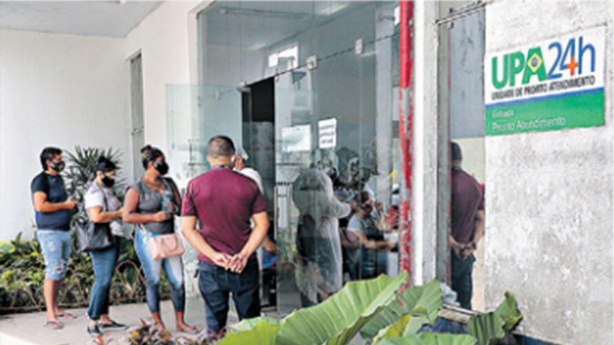 Imagem ilustrativa da notícia: Unidades de Saúde da capital paraense têm atendimento controlado