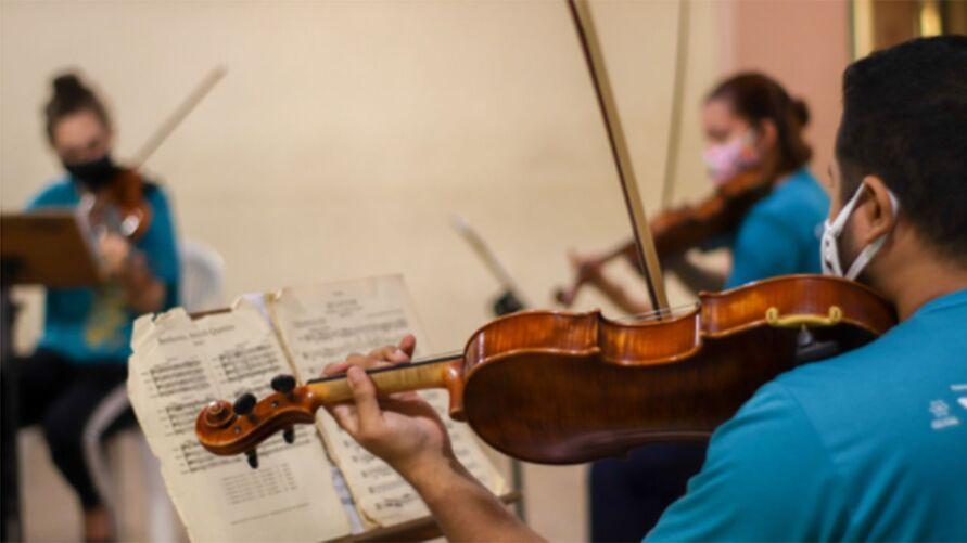 """""""Primeira Escola de Viena"""" é tema da programação virtual de março do Projeto Vale Música Belém."""