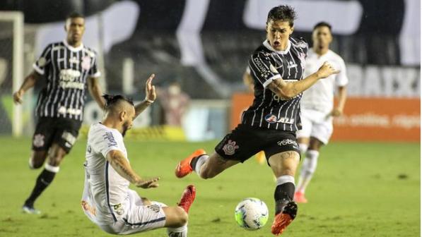 O Corinthians foi derrotado por 1 x 0 pelo Santos em sua última partida