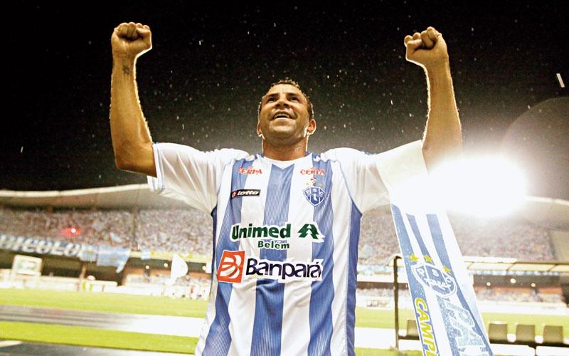 Zé Augusto é um dos principais nomes da história do Clube