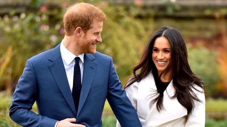 Imagem ilustrativa da notícia: Harry e Meghan serão cortados do orçamento real