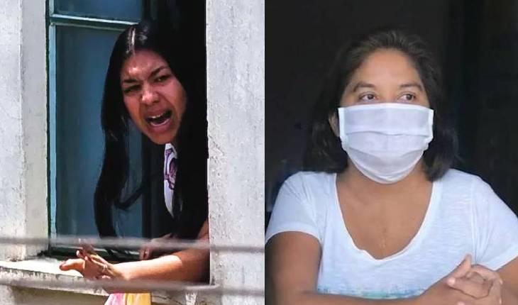 Na imagem, Eloá e Maria Augusta. A mãe da jovem, Ana Cristina Pimentel, disse com o coração da filha na paraense era como se ela estivesse viva.