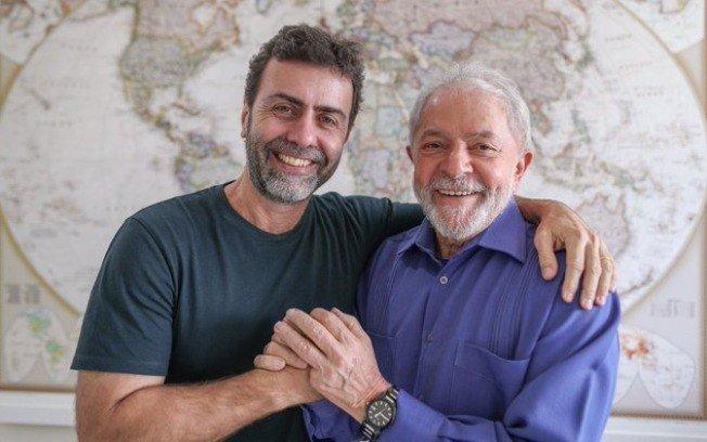 Ex-presidente se encontrou com Freixo em Brasília