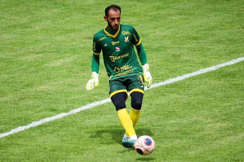 Axel Lopes é um dos destaques do Campeonato Paraense, pelas boas atuações no Castanhal.