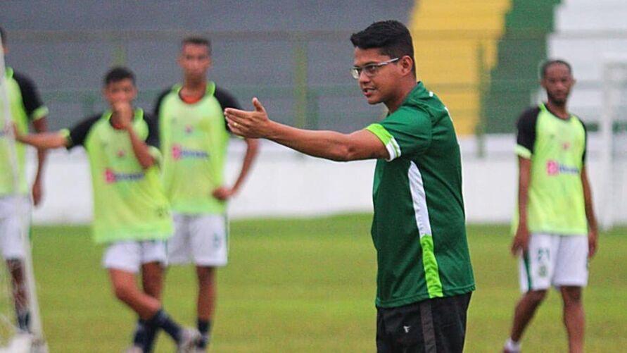 Matheus Lima vai receber plantel amanhã