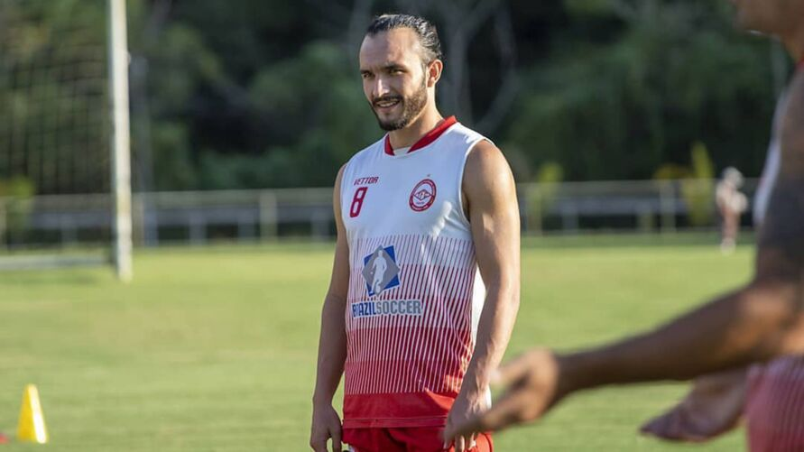 Keké foi eleito entre os melhores do Mineiro e pode aparecer no time contra o Paysandu