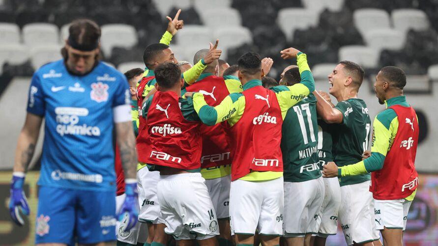 Paulistão é passado para o Verdão que agora enfrenta desafio na Libertadores
