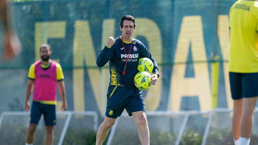 Unai Emery foi bastante criticado no PSG, mas deu a volta por cima com o Villareal.
