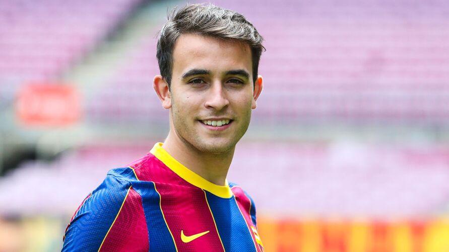 Zagueiro vai defender o Barcelona