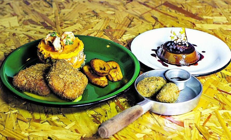 Imagem ilustrativa da notícia: Festival de sabor com delivery e cardápio variado