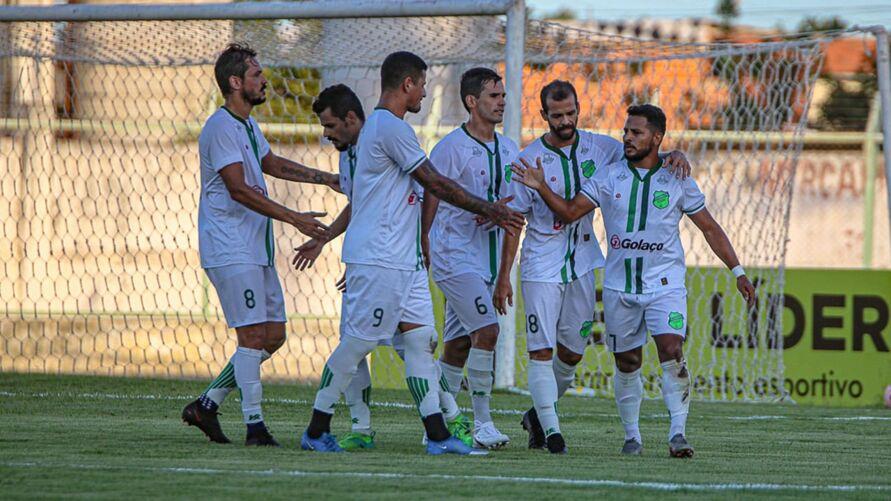 Time cearense aposta no lado direito para chegar a vitória contra o Paysandu
