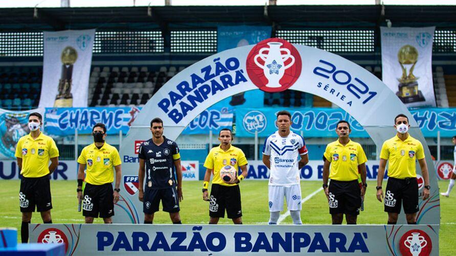 Equipes paraenses têm os primeiros compromissos pelas Séries B e C