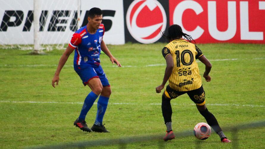 Fidélis espera ser destaque do Castanhal contra o Paysandu