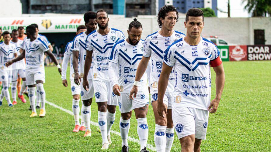 Paysandu soma 7 jogos sem tomar gols no Campeonato Paraense