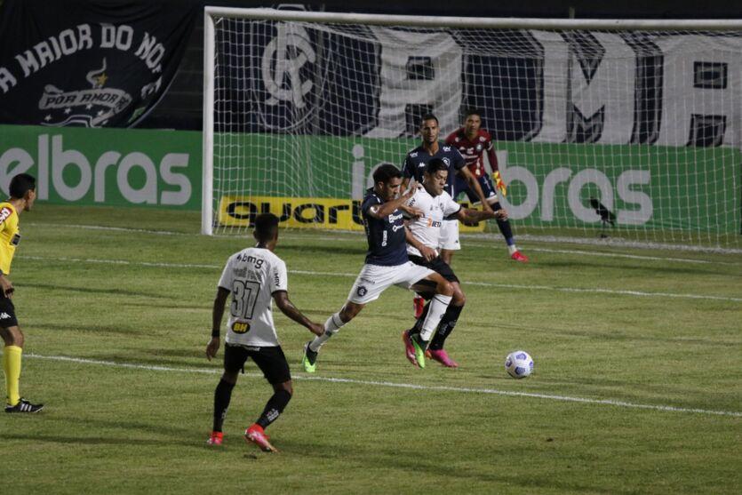 Imagem ilustrativa da notícia: Veja as fotos de Remo 0 x 2 Atlético-MG pela Copa do Brasil