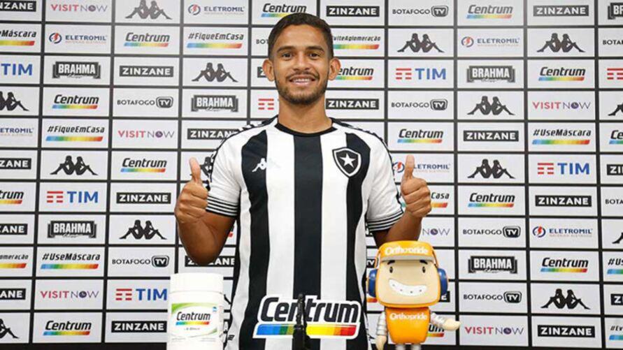 Paraense está no clube desde o inicio da temporada e revela expectativa para o jogo contra o Remo