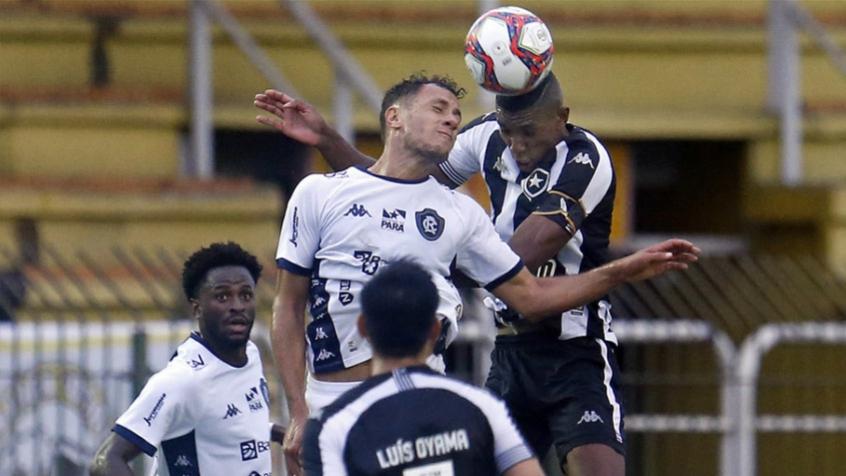 Leão perde para Botafogo e desce 5 posições na tabela.