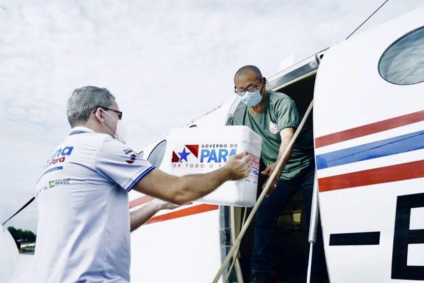 Imagem ilustrativa da notícia: Pará espera receber 174 mil vacinas da Sputinik V até julho
