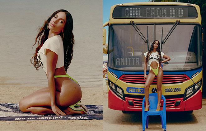 """""""Girl from Rio"""" de Anitta"""