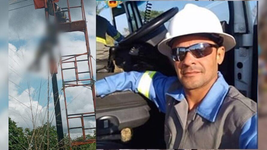 Wendson Rodrigo Canabrava da Silva, de 38 anos não resistiu aos ferimentos e morreu nesta quarta-feira (26)