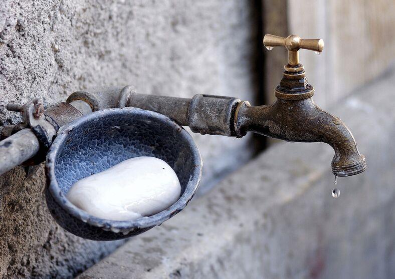 Por causa do serviço de limpeza dos reservatórios será necessário a Cosanpa interromper o abastecimento