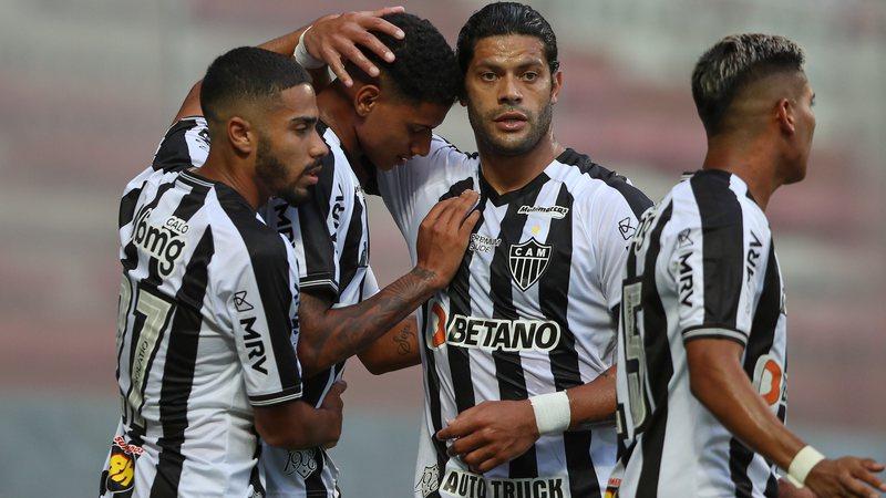 Jogadores do Atlético Mineiro: Galo é o clube mais endividado do país