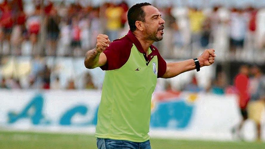 Arthur já terá prova de fogo no próximo domingo, dia 02, contra o Paysandu, pelo primeiro jogo de quartas de final do Parazão.