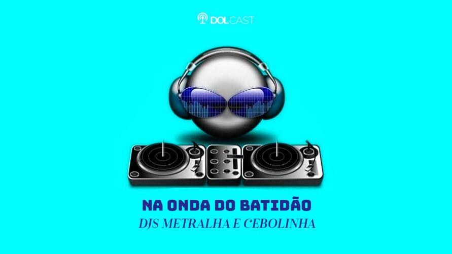 """Imagem ilustrativa do podcast: """"Na Onda do Batidão"""" traz um especial Roberto Carlos 80 anos"""