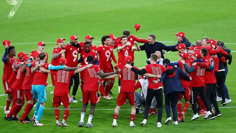 Com mais um troféu garantido, o Bayern se concentra em bater recordes