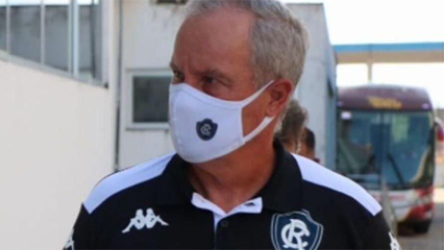 Bonamigo lamentou o resultado após o time remista estar vencendo por 2 a 0.