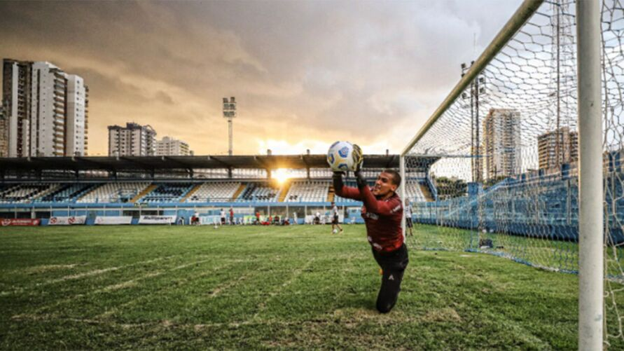 Atlético-MG está pronto para enfrentar o Leão Azul.
